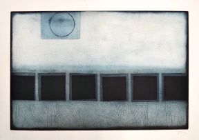 Douglas Portway; Untitled (Boxes)