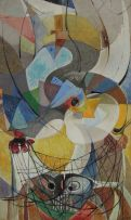 Armando Baldinelli; The Catch