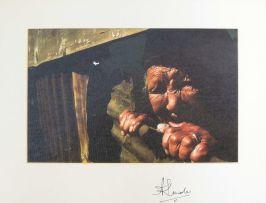 Alfred (Alf) Kumalo; Woman at a Window
