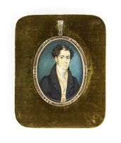 *A young Gentleman, late 18th century