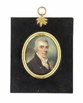 *A Gentleman, attributed to William Grimaldi, British (1751 - 1830)