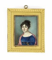 *A young Lady, 19th century