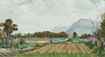 Gregoire Boonzaier; Philippi Farm
