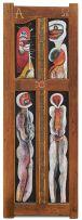 Cecil Skotnes; Door Panel
