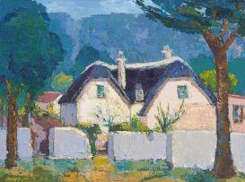 Josef Osser; Newlands Cottages, Cape