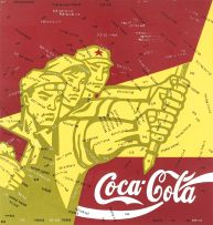Wang Guangyi; Great Criticism: Coca Cola