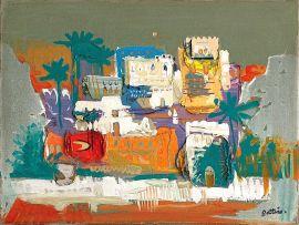 Walter Battiss; Hadramaut