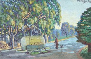 George Milwa Mnyaluza Pemba; Horse Memorial, Port Elizabeth