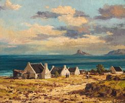 Otto Klar; Gansbaai (Bay of Hermanus) C.P.