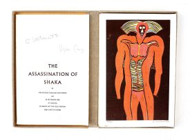 Cecil Skotnes; The Assassination of Shaka