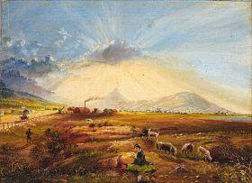 Otto Landsberg; Cape Town: First Railway Station, Salt River