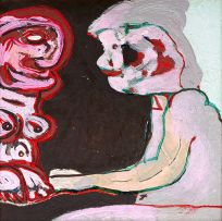 Robert Hodgins; Oedipus and the Sphinx