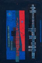 Larry Scully; Hillbrow Tower, Johannesburg