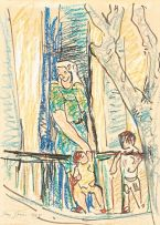 Irma Stern; Mother and Children