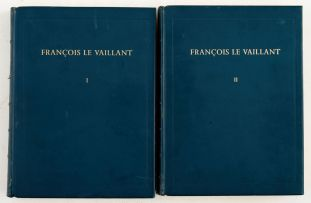 Le Vaillant, Francois; Le Vaillant; Traveller in South Africa 1781-1784, 2 volumes