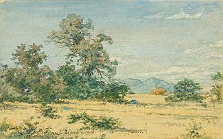 Erich Mayer; South African Landscape