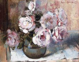 Irmin Henkel; Pink Roses