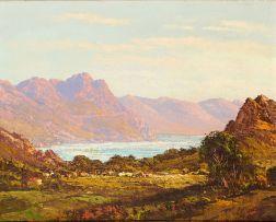 Tinus de Jongh; Hout Bay