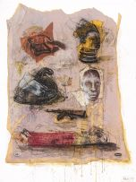 Deborah Bell; Displacement II