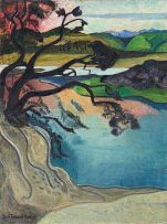 Ruth Everard Haden; Mtunzini Lagoon
