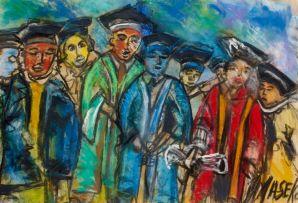 Joe Maseko; The Graduates