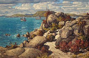 Nils Andersen; Hoedjes Bay