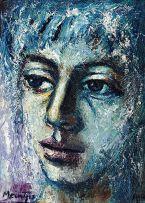 Johannes Meintjes; Child in Blue