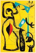 Joan Miró; L'Essayage II