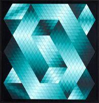 Victor Vasarely; Gestalt - nn