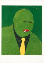 Norman Catherine; Cactus Man