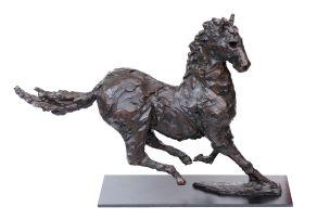 Vincent da Silva; Horse I (Cornering)