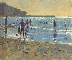 Ken Howard; Summer Evening, Sennen