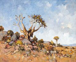 Conrad Theys; Geteisterde Kokerboom