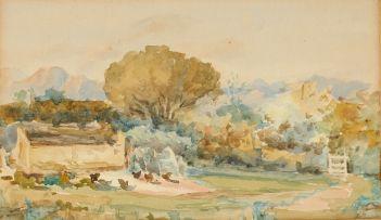 Hugo Naudé; A Cape Cottage