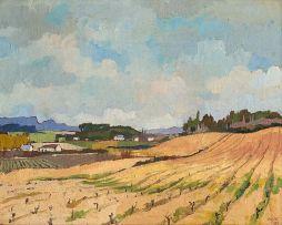 Gregoire Boonzaier; Vineyard