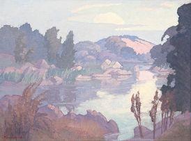 Jacob Hendrik Pierneef; Sabie River