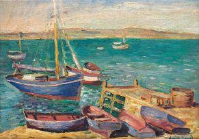 Alfred Neville Lewis; Saldanha Bay