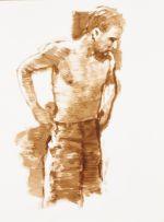 John Meyer; Young Man