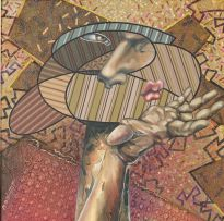 Robert Slingsby; Fragmented Face