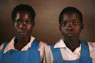 Guy Tillim; Rayina Henock and Masiye Henock. Petros Village, Malawi