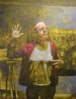 Matthew Hindley; Pieter (Portrait of Pieter Hugo)
