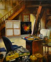 Marié Vermeulen-Breedt; The Studio