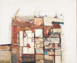 Sidney Goldblatt; Old City