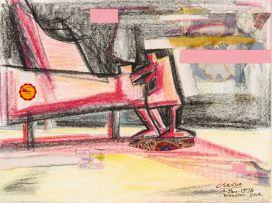 Peter Clarke; Pianist