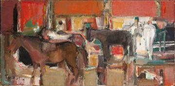 Sidney Goldblatt; Horses