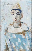 Carl Büchner; Pierrot