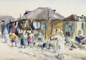 Durant Sihlali; Wash Day, Pimville