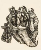Ezrom Legae; Three Figures