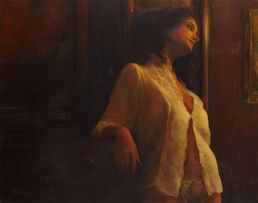 Robyn Kearney; Pensive Woman