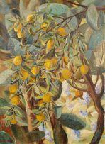 Gerda Pitlo Oerder; Lemon Tree and Cacti